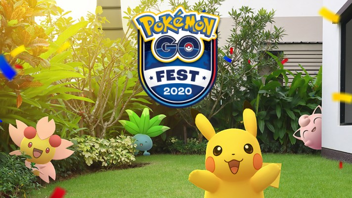 This year's Pokemon Go Fest event goes virtual