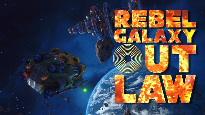 Good news, Rebel Galaxy Outlaw is now complete