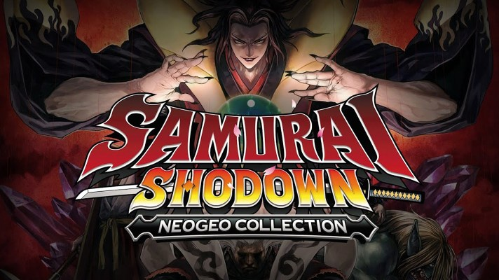 Samurai Shodown Neo Geo Collection will feature previously unreleased game