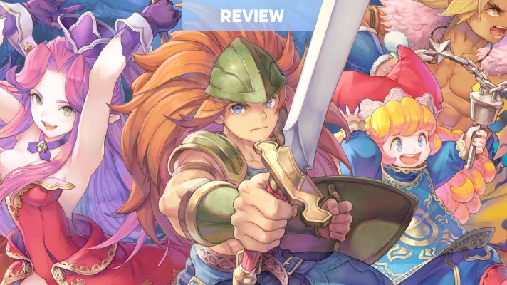 Trials of Mana (Switch) Review
