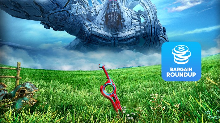 Aussie Bargain Roundup – Xenoblade Chronicles: Definitive Edition