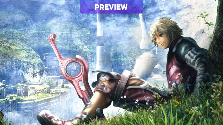 Preview: Xenoblade Chronicles: Definitive Edition