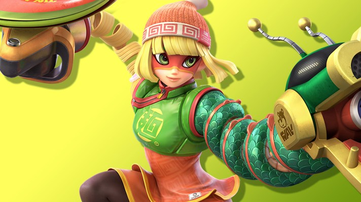 Ramen Royalty Min Min is the next Super Smash Bros. fighter, out June 30th