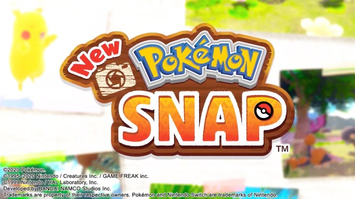 Pokémon Snap gets a new game on Nintendo Switch after two decades – New Pokemon Snap