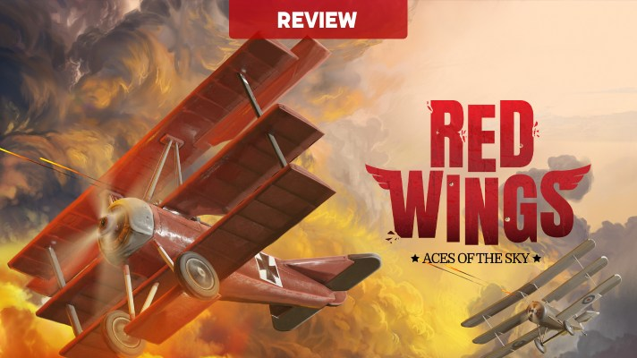 Red Wings: Aces of the Sky (Switch) Review