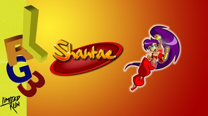 Shantae is coming to Switch via Limited Run Games