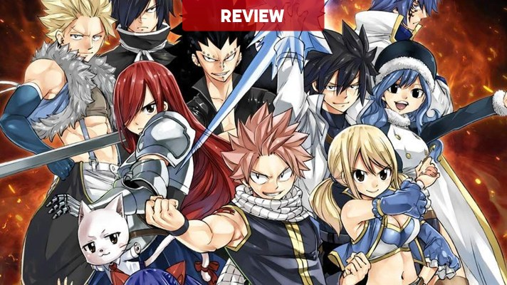 Fairy Tail (Switch) Review