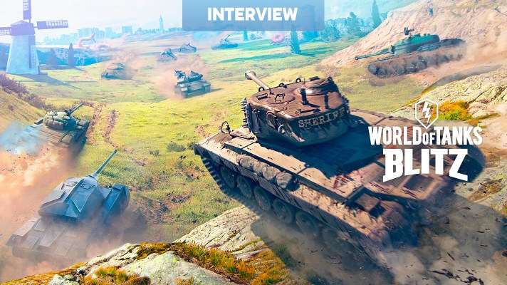 Interview: Bringing World of Tanks Blitz to the Nintendo Switch with Natallia Pershyts
