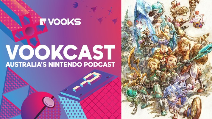 Vookcast #194: Wait, How Broken is Final Fantasy Crystal Chronicles?