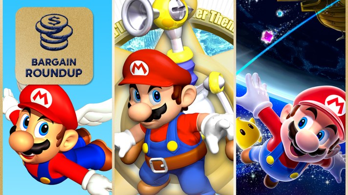 Aussie Bargain Roundup: Super Mario 3D All-Stars