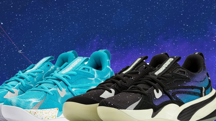 PUMA also releasing Super Mario Sunshine and Galaxy themed kicks