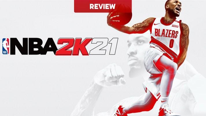 NBA 2K21 (Switch) Review