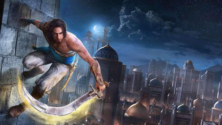 Is the Prince of Persia: Sands of Time Remake coming to Switch?