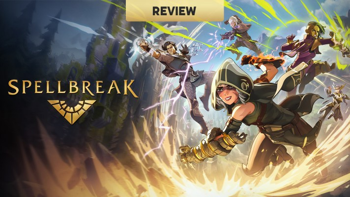 Spellbreak (Switch) Review