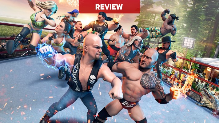 WWE 2K Battlegrounds (Switch) Review