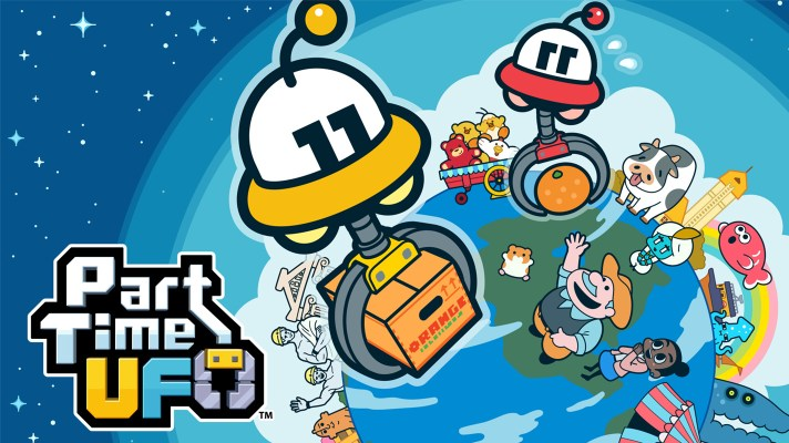 HAL Laboratory's Part Time UFO gets a surprise Switch release