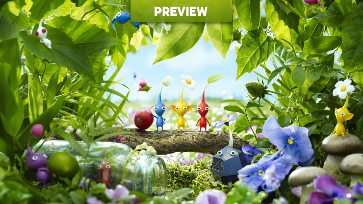 Preview: Pikmin 3 Deluxe