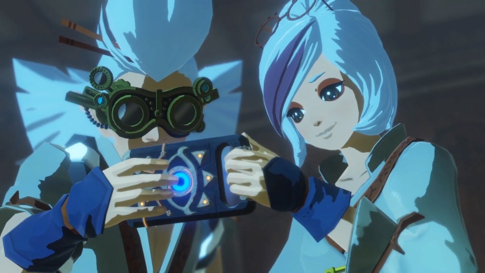 New Hyrule Warriors Age Of Calamity Trailer Reveals More Returning Characters Vooks