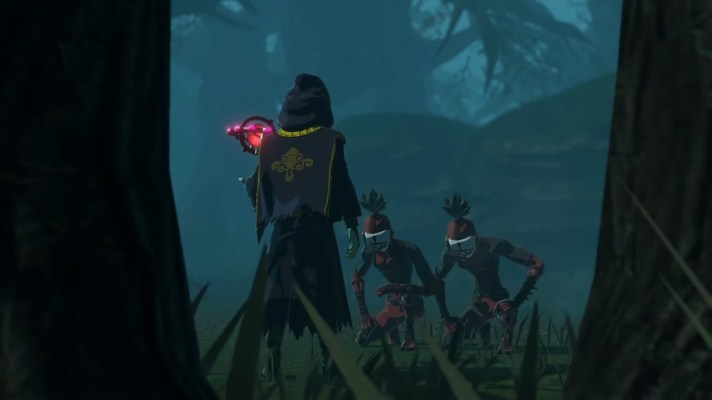 "New Hyrule Warrior: Age of Calamity trailer shows the Yiga clan and new ""ominous figure"""