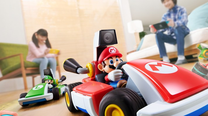 New details on Mario Kart Live: Home Circuit race into view – battery life, modes and more