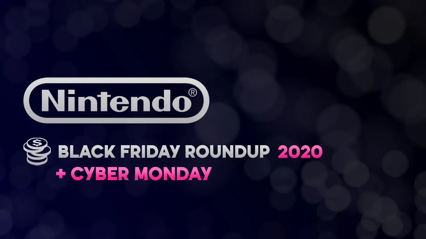 All The Australian Nintendo Black Friday Cyber Monday Deals For 2020 Vooks