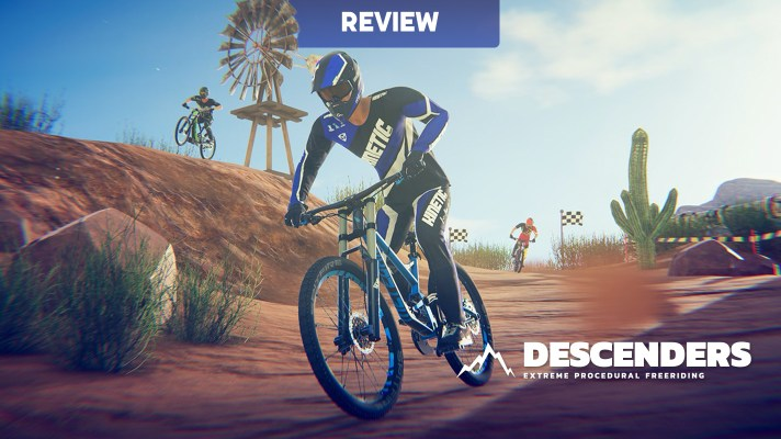 Descenders (Switch) Review