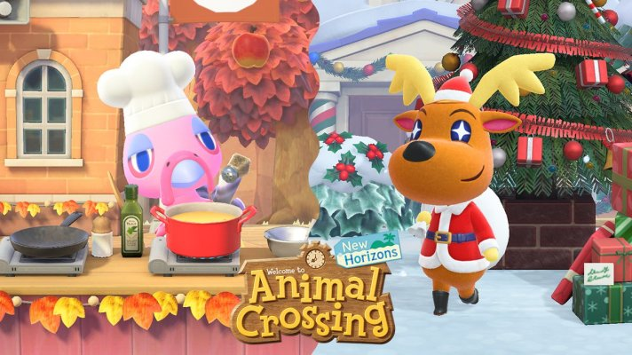 Animal Crossing: New Horizon's Winter Update including Save Data Transfers is out this week