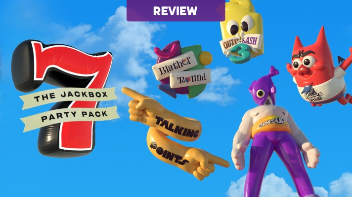Jackbox Party Pack 7 Review