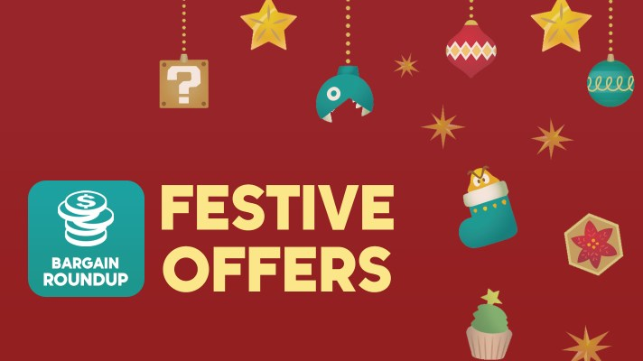 Bargain Roundup: Nintendo's eShop Festive Offers now on with 900 games on sale