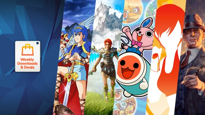 Weekly Aussie eShop Downloads & Deals (Week 48) Chockers