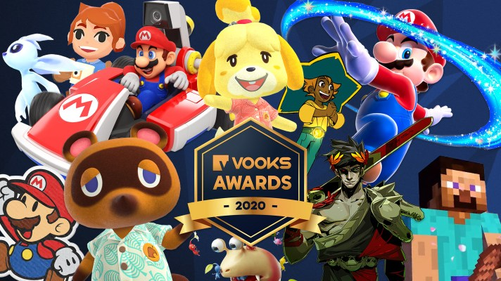 The Vooks Awards – The Best of Switch, Indies, the highs and lows of 2020