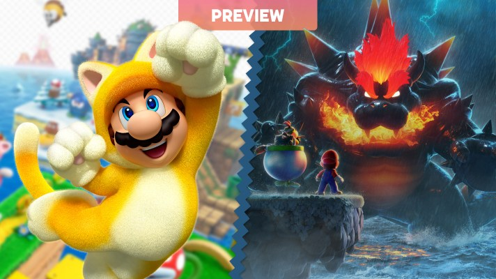 Paws on Preview: Super Mario 3D World + Bowser's Fury