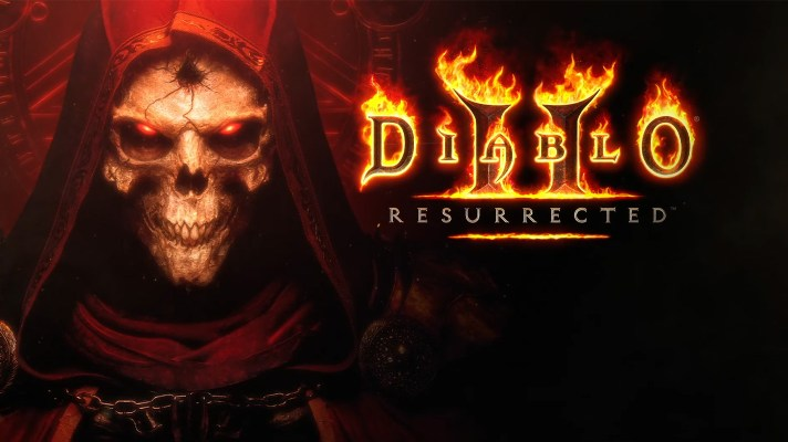 Diablo II is getting Resurrected on Switch later this year