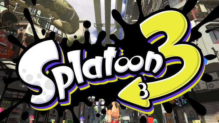Splatoon 3 looks amazing, and it's coming to Switch in 2022