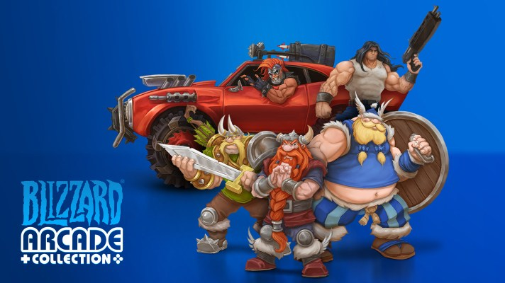 Blizzard Arcade Collection has arrived on the eShop