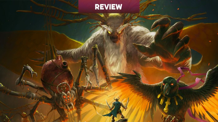 Gods Will Fall (Switch) Review