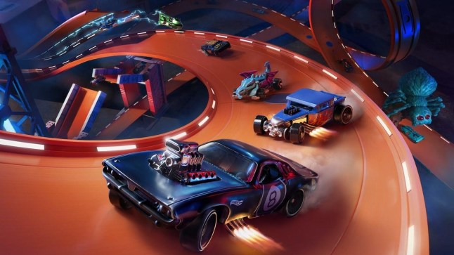 Hot Wheels Unleashed announced, coming to Switch in September