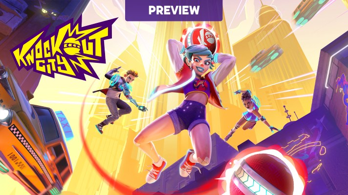 Preview: Dodge, duck, dip, dive and dodge into Knockout City