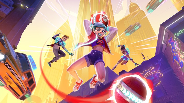 Knockout City is bringing dodgeball to Switch, complete with cross-play support