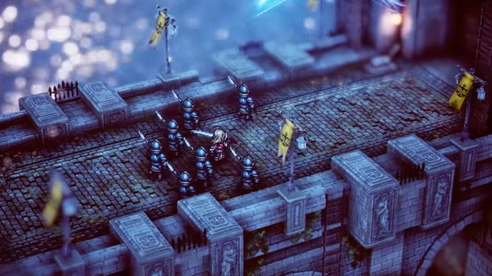 Octopath Traveler getting a tactical follow-up with a silly codename