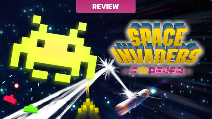Space Invaders Forever  (Switch) Review