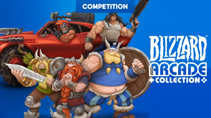 Competition: 5 copies of Blizzard Arcade Collection on Switch to win
