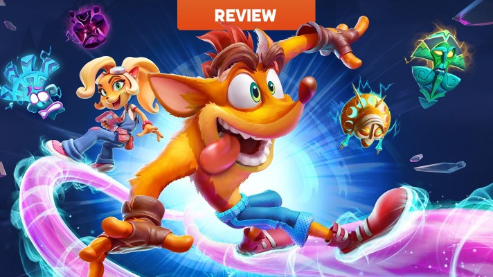 Crash Bandicoot 4: It's About Time (Switch) Review