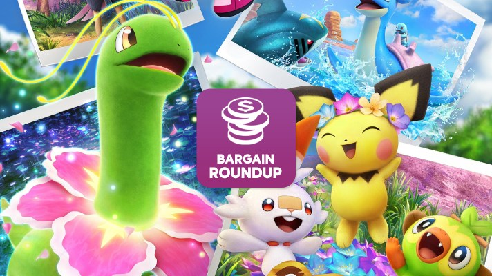 Aussie Bargain Roundup: New Pokémon Snap