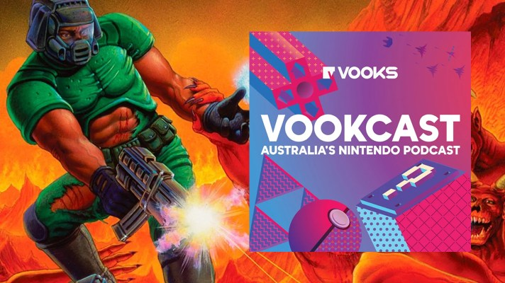 Vookcast #208: Will the Switch Suffer from Microsoft's Ownership of Bethesda?
