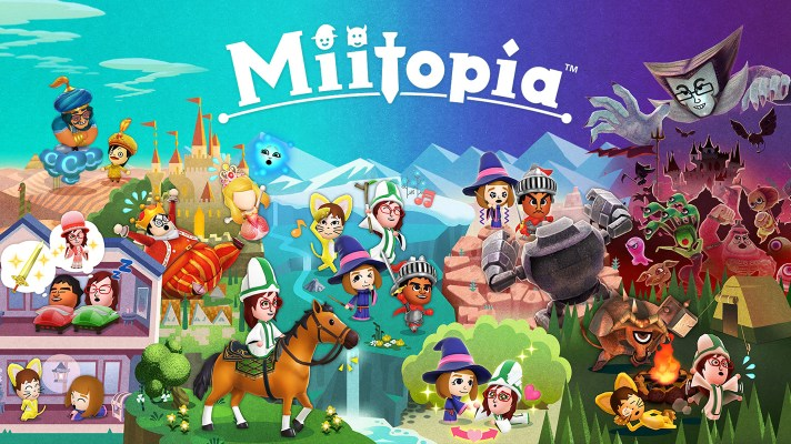 New trailer for Miitopia shows what's new in the Switch version