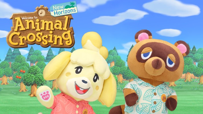 First look at the Build-A-Bear's Animal Crossing: New Horizons collection