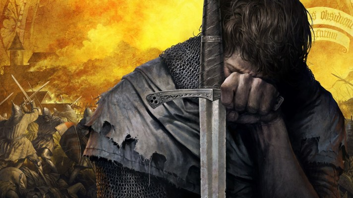 Kingdom Come Deliverance is coming to Switch
