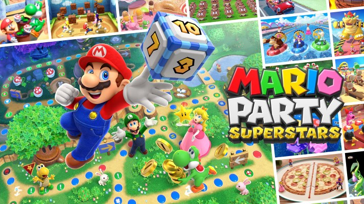 Get pumped up for Mario Party Superstars with its latest trailer