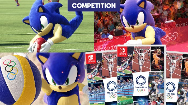 Competition: Three copies of Olympic Games Tokyo 2020 to win
